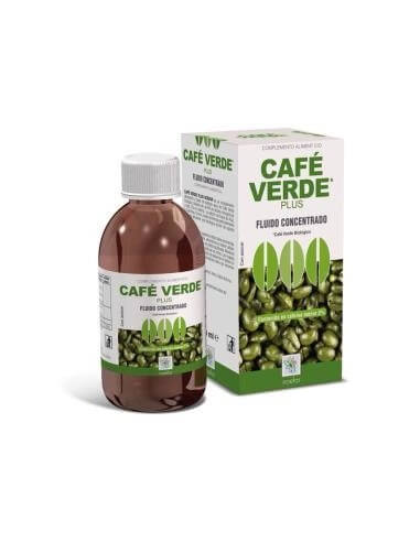 GREEN COFFEE fluid 250ml. - NOEFAR