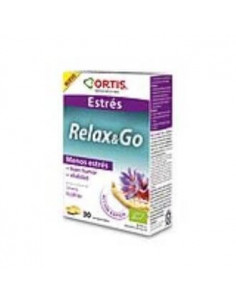 RELAX & GO 30COMP. - ORTIS