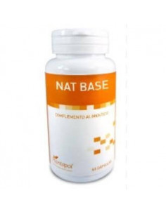 NAT-BASE 60cap. - PLANTAPOL