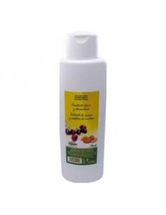 SHOWER GEL OLIVE OIL AND ALMOND 750ml. - PLANTAPOL