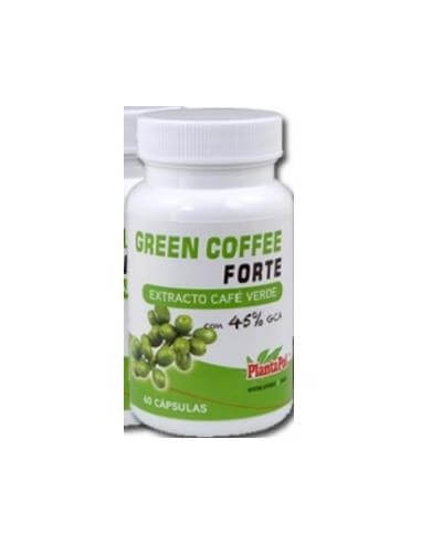 GREEN COFFEE forte (green coffee) 60cap. - PLANTAPOL