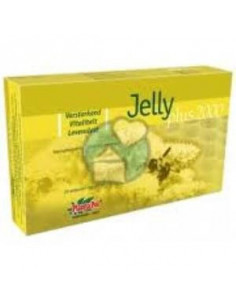 JELLY PLUS 1500 royal jelly 20amp. - PLANTAPOL