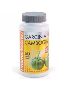 GARCINIA 800mg. 60cap. - PRISMA NATURAL