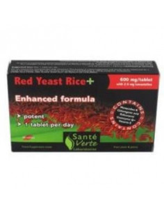Red yeast rice with 30COMP Q10. - SANTE VERTE