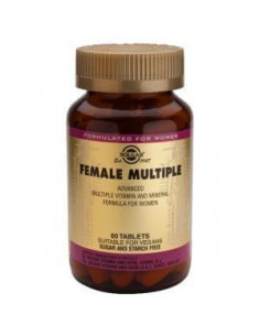 FEMALE MULTIPLE (compl.para women) 60comp. - SOLGAR
