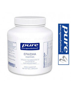 EPA/DHA essentials - Pure Encapsulations - 90 Cápsulas