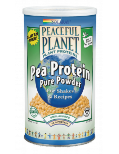 Pea protein neutral flavor - Natural solutions sm-400g.