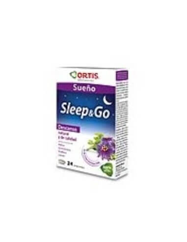 SLEEP & GO 24comp. - ORTIS