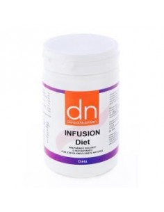 INFUSION DIET bote 180gr. - DIRECT NUTRITION
