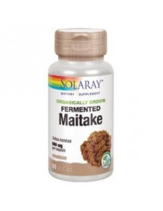 MAITAKE 500mg. 60cap.veg - SOLARAY