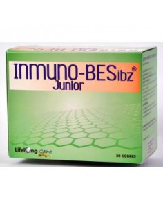 INMUNOBESibz junior 30sbrs. - LIFELONG CARE