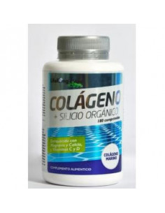 COLAGENO + SILICON ORGANIC 180comp. - LIFELONG CARE
