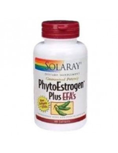 PHYTOESTROGEN plus 60cap. - SOLARAY