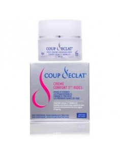 COMFORT CREAM 50ml first wrinkles. - COUP D ECLAT