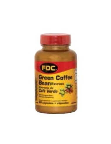 Green Coffee Concentrate 400mg. 90cap. - FDC