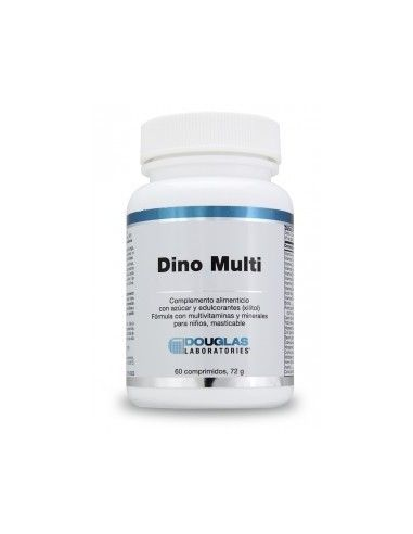 Dino Multi (with vitamins and minerals) - Douglas Lab- 60 tablets