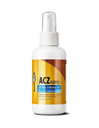 Nano ACZ (metal detoxifier) 120 ml. Spray.