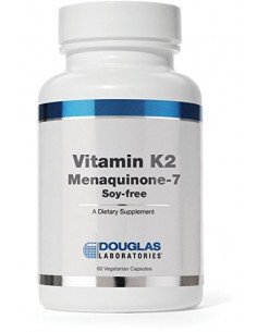 Vitamin K2 (bone and joints) - Douglas Labs - 60 Capsules.