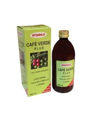 GREEN COFFEE plus 500ml. - INTEGRALIA
