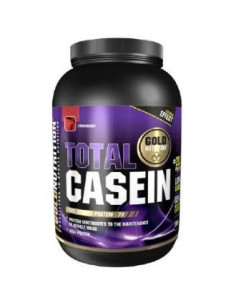 TOTAL CASEIN chocolate 900gr. - GOLD NUTRITION