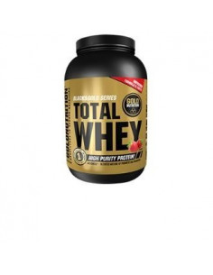 TOTAL WHEY 1kg passion fruit. - GOLD NUTRITION