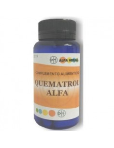 QUEMATROL ALFA 60cap. - ALFA HERBAL