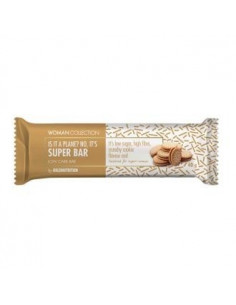 BAR SUPER WOMAN COLLECTION low carb cookies 24ud - GOLD NUTRITION