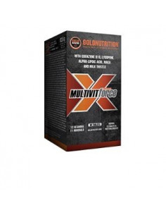 EXTREME FORCE FORCE Multivit 90comp. - GOLD NUTRITION