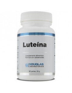 Lutein 6mg - Douglas Labs - 60 Capsules