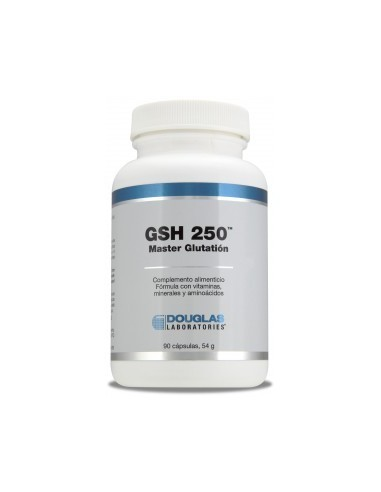 GSH 250 Master Glutation - Douglas Laboratories