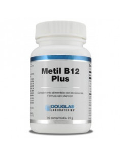 Metil B12 Plus - Laboratorios Douglas - 90 Comprimidos
