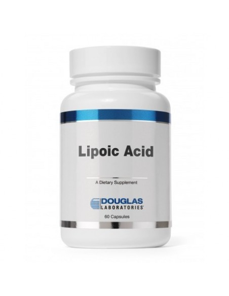 Lipoic Acid - Douglas Labs - 100 mg 60 Caps