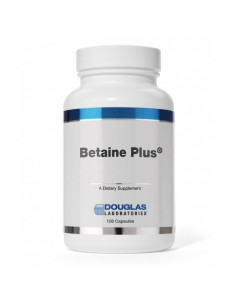 Betaine Plus 100 capsules - Douglas Labs Spain