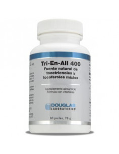 TRI-EN-ALL 400 - Laboratorios Douglas - 60 perlas