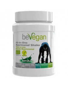 All In One Nutritional Shake (natural flavor) - beige- 600g.