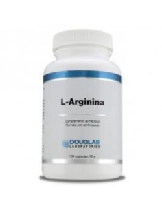 L-Arginine 700mg. 100cap - Douglas Laboratories