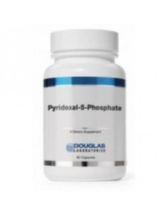 Pyridoxal-5-PHOSPHATE 50 mg. 100 cap. - Douglas Laboratories