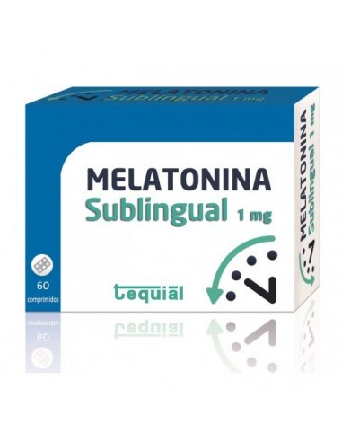 Melatonin Sublingual (sedative) -Tequial - 1mg