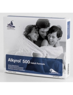 Alkyrol 500 mg, 120 beads EuroHealth - Tequial