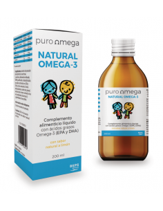 NATURAL OMEGA 3 niños 200ml. - PURO OMEGA