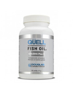 Quell Fish Oil Rich EPA/DHA + Vitamin D3 - Douglas Labs