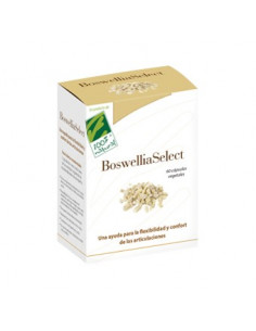 BOSWELLIASELECT 60cap. - CIEN POR CIEN NATURAL