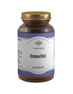 EMOVITAL 60perlas - INTERNATURE