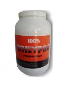 WHEY PRO fresa 1500gr. - ALFA HERBAL