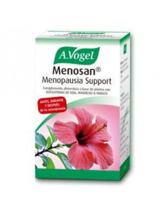 Menosan (menopause support) - bioforce- 60 Comp.