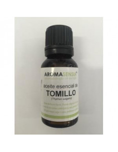 TOMILLO 15ml essential oil. - AROMASENSIA