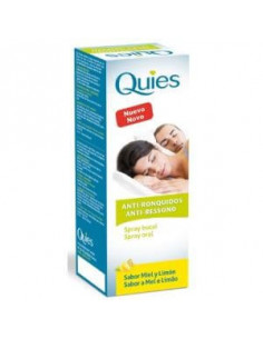 QUIES anti-snoring spray 70ml. - DEITERS