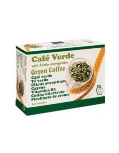GREEN COFFEE 60cap. - DIS