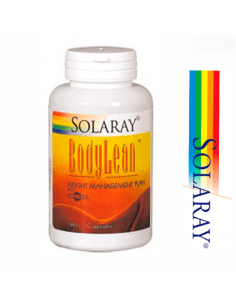 Body Lean - Solaray - 90 cápsulas
