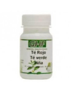 TE TE GREEN + RED + PINEAPPLE 60cap. - GHF